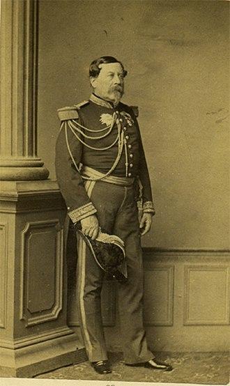 Gustave Olivier Lannes de Montebello - Image: Gustave Olivier Comte Lannes de Montebello (1804 1875)
