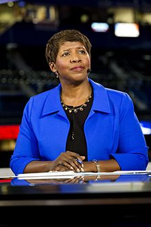 Gwen Ifill  Wikipedia, the free encyclopedia