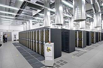 Altix - SGI Altix 4700 machines in the Höchstleistungsrechner Bayern II