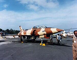HAL HF-24 Marut - Image: HAL (Hindustan Aeronautics), HF 24, Marut (7585415088)