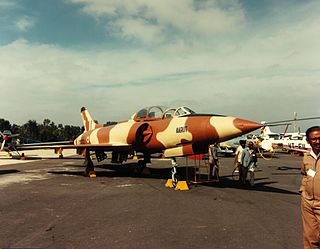 HAL HF-24 Marut 1961 fighter aircraft family by Hindustan Aircraft Limited