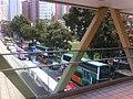HK Causeway Bay footbridge view 02 銅羅灣道 Causeway Road March-2012.jpg