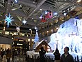 HK Central Landmark mall interior evening 28 Christmas decoration Dec-2012.JPG