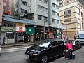 HK Kennedy Town 吉席街 78-86 Catchick Street Yue On Building sidewalk shops carpark Feb-2016 DSC.JPG