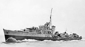 HMAS Norman