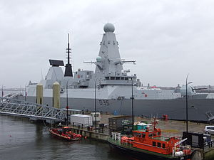 HMS Dragon at Liverpool, 2012-04-29 - DSCF3647.JPG