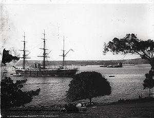 HMS Nelson Sydney Flickr 4903870552.jpg