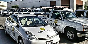 HelioPower - Image: HPI Vehicles
