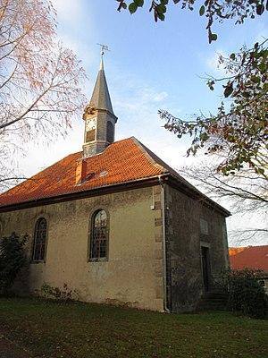 Hahausen - Church in Hahausen