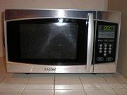 Haier MWM7800TBPG microwave front