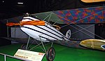 Halberstadt CL.IV, National Museum of the US Air Force, Dayton, Ohio, USA. (42198113661).jpg