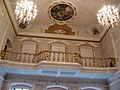 Hall in Tirol, barocker Stadtsaal, Südseite.JPG