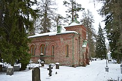Hamina Orthodox Cemetery Church 2.JPG