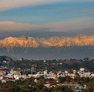 Hamirpur, Himachal Pradesh town in Himachal Pradesh, India