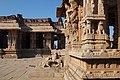 Hampi, India, Stone ornaments at Vijaya Vitthala Temple.jpg
