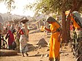 Hampi.in Soolai Bazar, Reconstruction of Vijayanagar - panoramio.jpg