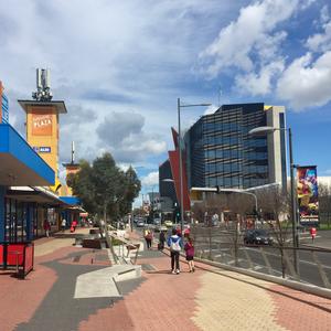 Sunshine, Victoria - Sunshine town centre