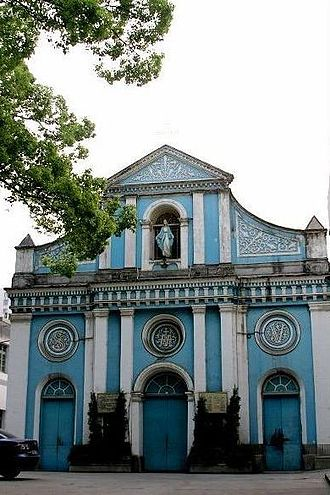 Cathedral of the Immaculate Conception (Hangzhou) - Immaculate Conception Cathedral, Hangzhou, China