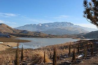 Hanna Lake - Image: Hanna Lake Quetta