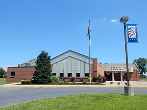 Hanover Township, Northampton County, Pennsylvania - Image: Hanover Twp Municipal Complex, Northampton Co PA 01
