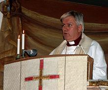 Vescovo luterano della chiesa di Svezia