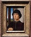 Hans memling, ritratto di giovane uomo, 1482 ca..JPG