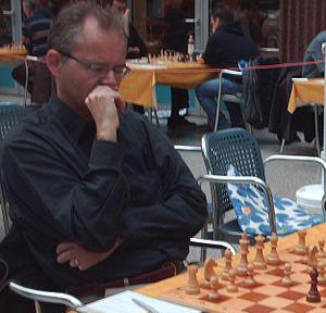 Curt Hansen (chess player) - Playing the German Bundesliga in 2006