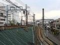 Hanshin Mukogawa station 連絡線.jpg