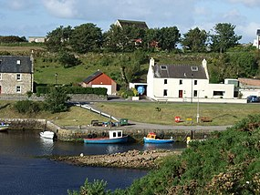 Harbour Road, Brora - geograph.org.uk - 486882.jpg