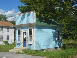 Harford Township, Susquehanna County, Pennsylvania - Image: Harford Susque Co PA little house