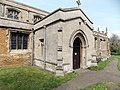 Harlaxton Ss Mary and Peter - exterior South Porch from southwest.jpg
