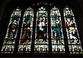 Harlaxton Ss Mary and Peter - interior South Chapel southwest window.jpg