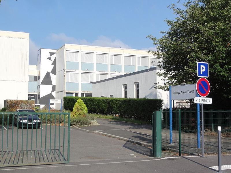 Harly (Aisne) Collège Anne Frank