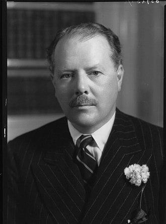 Harold Nicolson - Image: Harold Nicolson