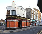 Harrington's hardware shop Broadstairs Kent England - inspiration for the 'Four Candles' Two Ronnies sketch 01.jpg