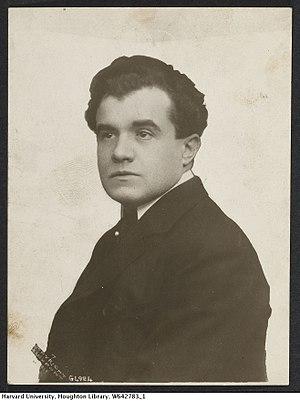 Edmond Clément - Edmond Clément, 1910