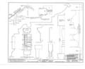 Harvey House, 72-74 McDonald Street, Nanticoke, Luzerne County, PA HABS PA,40-NANTW,1- (sheet 13 of 17).png