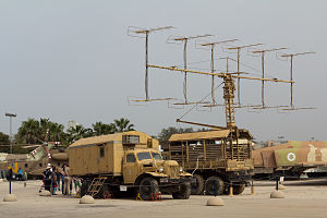 Operation Rooster 53 - Image: Hatzerim 310313 Radar