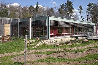 Palatinate Forest-North Vosges Biosphere Reserve - Haus der Nachhaltigkeit in Johanniskreuz