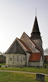 Fil:Havdhems kyrka, Gotland.jpg