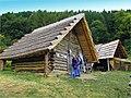 Havránok - archeoskanzen keltského osídlenia - panoramio (2).jpg