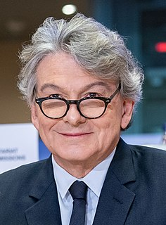 Thierry Breton French businessman and politician
