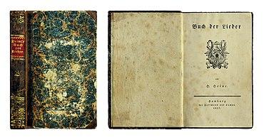 super cute brand new official supplier Buch der Lieder (Heine) – Wikipedia
