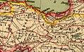 Heinrich Kiepert. Imperia Persarum et Macedonum. 1903 (EB).jpg