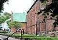 Helsingborg, at the Saint Mary church.JPG