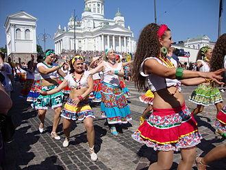 Helsinki Samba Carnaval - 2011 carnival