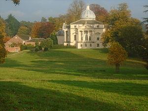 Henbury Hall, Cheshire - Henbury Hall