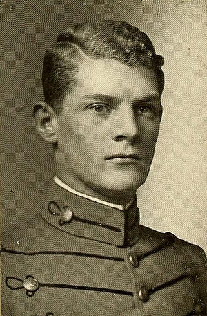 Henry Poague - Poague pictured in The Bomb 1910, VMI yearbook
