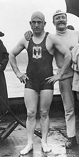 Henry Taylor (swimmer) British swimmer