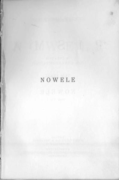 File:Henryk Sienkiewicz-Nowele tom VII.djvu